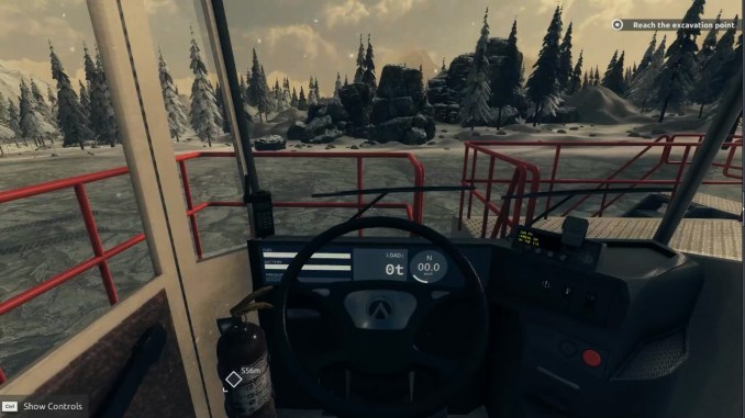 Giant Machines 2017 Screenshot 2