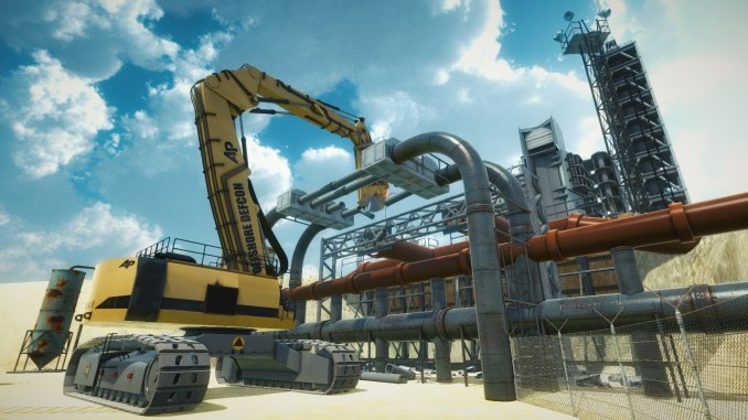 Giant Machines 2017 Screenshot 3