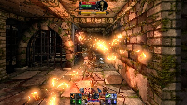 The Fall of the Dungeon Guardians - Enhanced Edition Screenshot