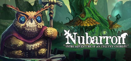 Nubbarron The Adventure of an unlucky gnome Free Download