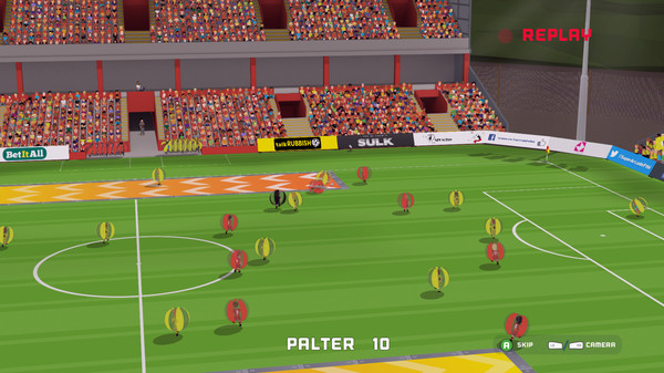 Super Arcade Football Screenshot