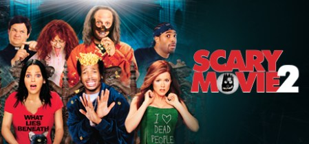 Scary Movie 2 on Steam Scary Movie 2  Four teens are tricked by their professor into visiting a  haunted house for a school project