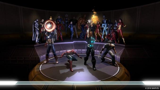 Marvel Ultimate Alliance ScreenShot 1