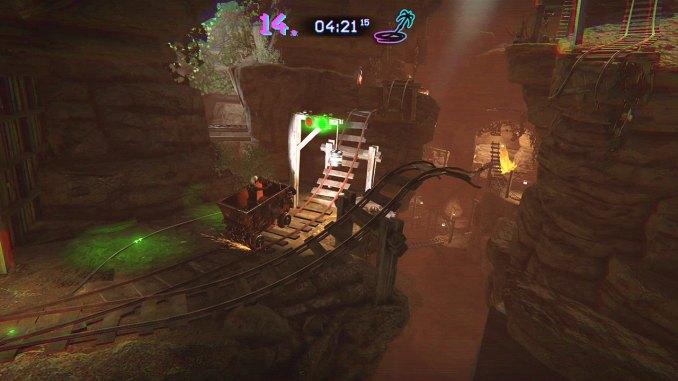 Trials of the Blood Dragon Screenshot 2