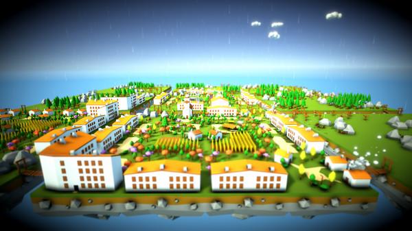 Poly Towns Screenshot
