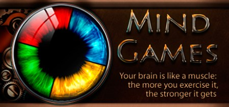 Mind Games on Steam Mind games is a great set of extremely hard brain twisting puzzles   Warning  this game is for smarties  Only one out of ten people can solve  the first