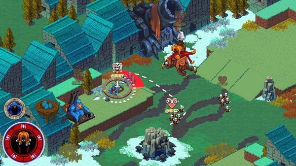 渴望暴君的征服 YEARN Tyrant's Conquest for Mac 1.0 - 幻想题材的回合制策略游戏