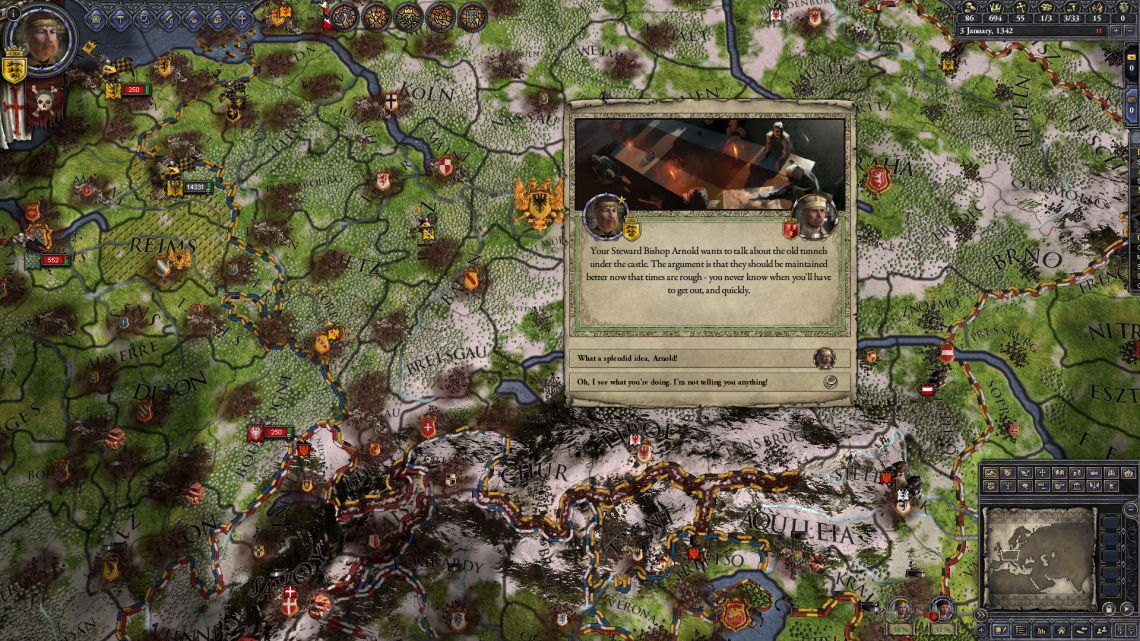 Expansion - Crusader Kings II: The Reaper's Due su Steam
