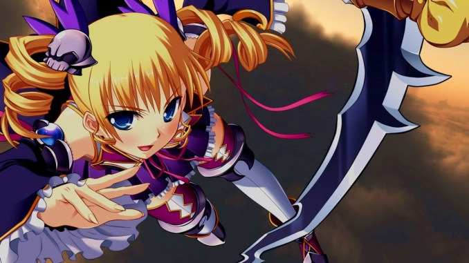 Koihime Enbu Screenshot 1