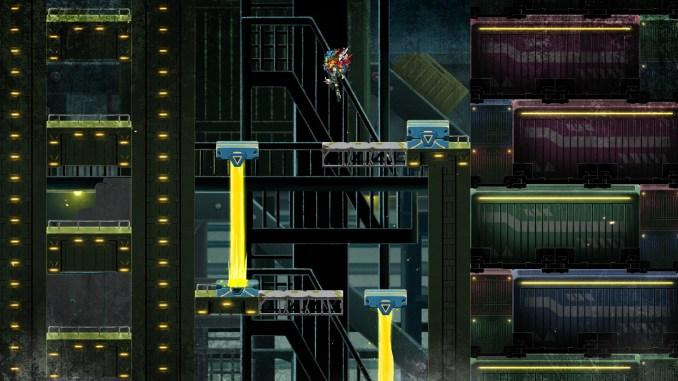 Giga Wrecker Screenshot 2
