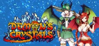Demon's Crystals indiegala the badland publishing bundle