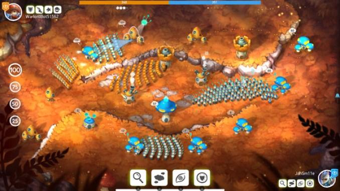 Mushroom Wars 2 Screenshot 3