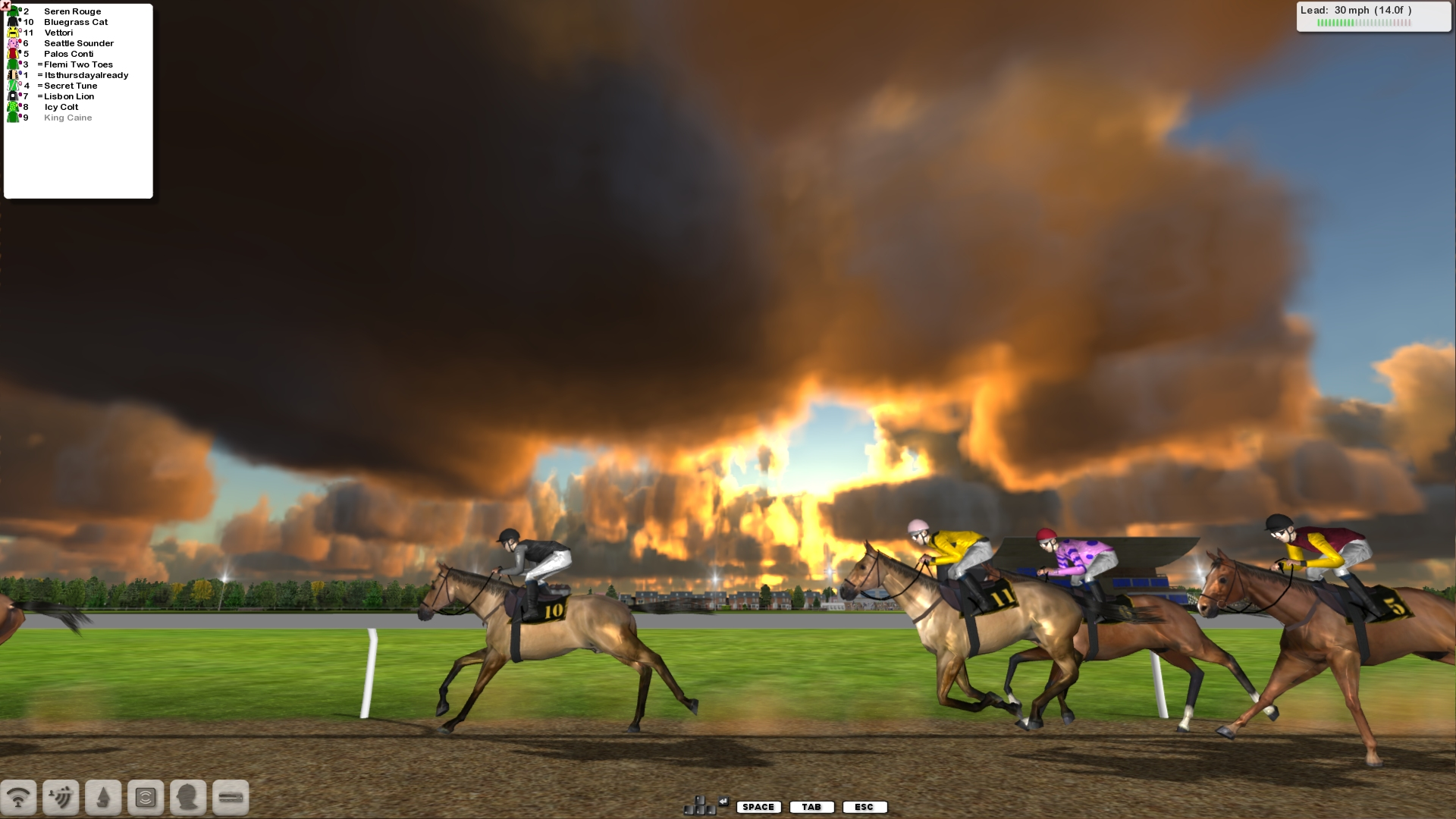 Starters Orders 6 Horse Racing on Steam