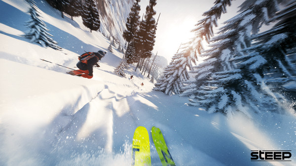 Steep™ Screenshot
