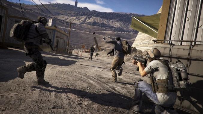 Tom Clancy's Ghost Recon: Wildlands Screenshot 2