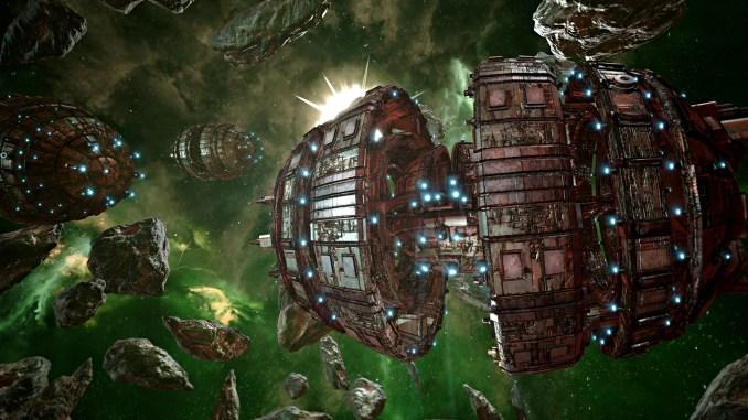 Battlefleet Gothic: Armada - Tau Empire Screenshot 1