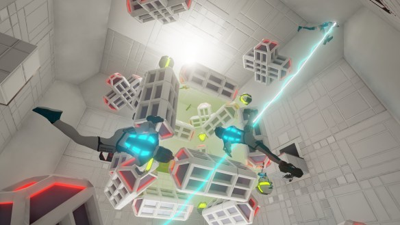 Zero G Arena: Video Game Review - The Goblin Gazette