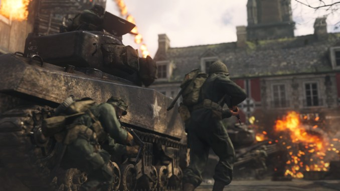 Call of Duty: WWII Screenshot 3