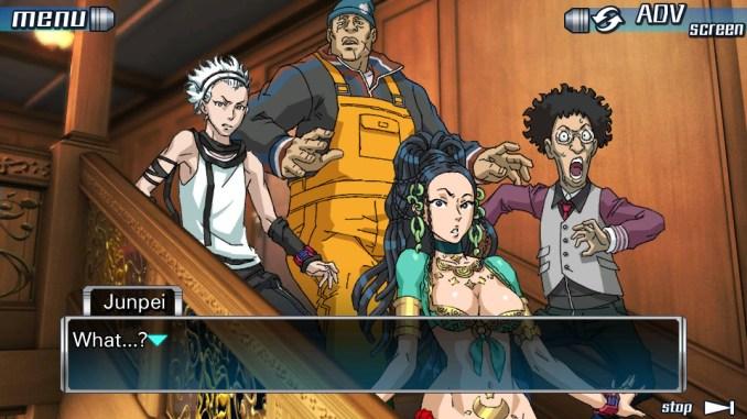 Zero Escape: The Nonary Games Screenshot 1