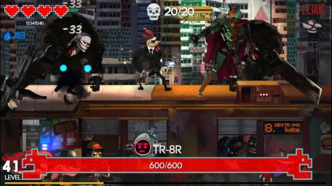 Chicken Assassin: Reloaded Screenshot 1