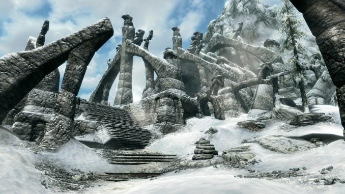 The Elder Scrolls V: Skyrim Special Edition Screenshot 1