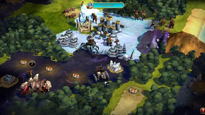 Sorcerer King: Rivals Screenshot 1