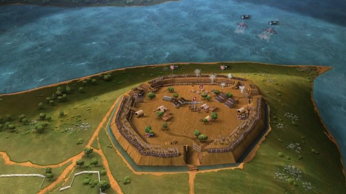 Ultimate General: Civil War Screenshot 2