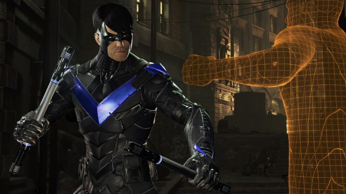 Batman: Arkham VR screenshot 2