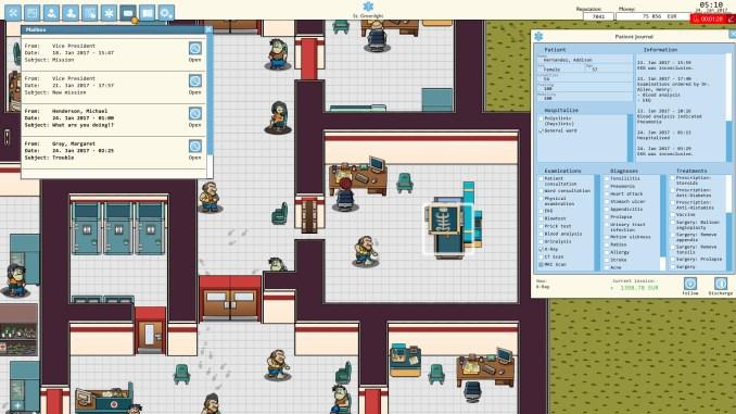 Hospitalize Screenshot 3