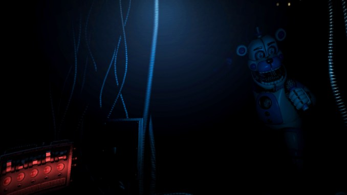 Five Nights at Freddy's: Sister Location Screenshot 3