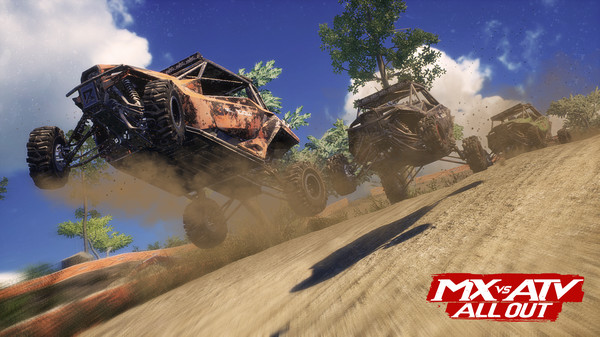 MX vs ATV All Out Screenshot