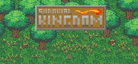 Survival Kingdom on Steam Survival Kingdom is a turn based  retro strategy game  You are the ruler of  a kingdom in a medieval fantasy pixel world  Embark on an adventure and  test