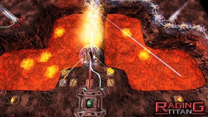 Raging Titan Screenshot 3