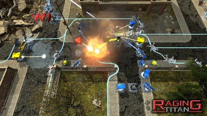 Raging Titan Screenshot 2