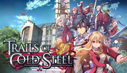 Browsing JRPG The Legend of Heroes  Trails of Cold Steel