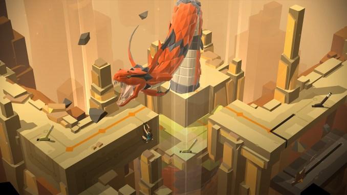 Lara Croft GO Screenshot 2