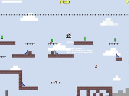 Pro Skater 2D Screenshot