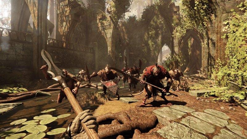 Znalezione obrazy dlazapytania Warhammer: Vermintide 2