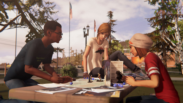 Life is Strange: Before the Storm Screenshot
