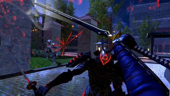 Sairento VR screenshot 3