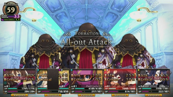 Labyrinth of Refrain: Coven of Dusk Screenshot 1