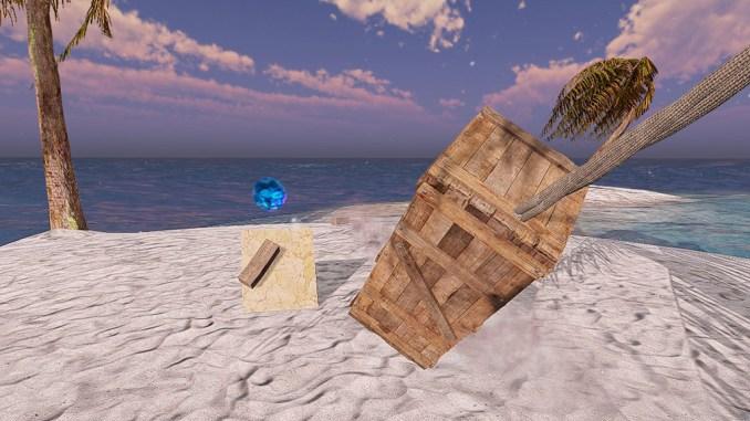 Puzzle Island VR screenshot 1