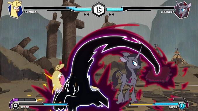 Them's Fightin' Herds Screenshot 2
