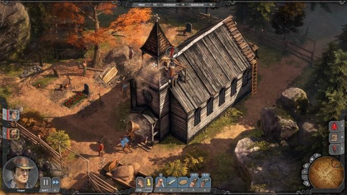 Desperados III Digital Deluxe Edition Screenshot 1