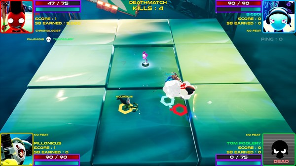 Galactic Feud Screenshot