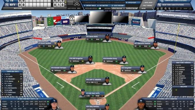 Out of the Park Baseball 19 Screenshot 1