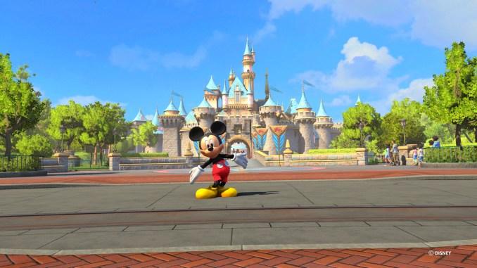 Disneyland Adventures Screenshot 1