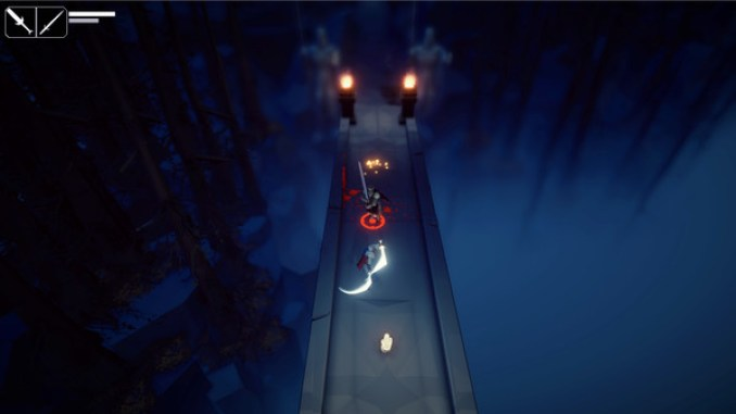 Fall of Light Screenshot 1