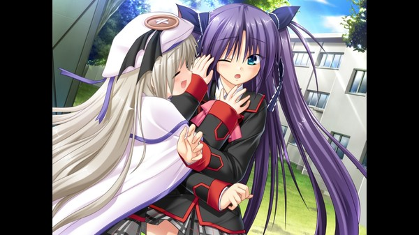 Little Busters! English Edition Screenshot