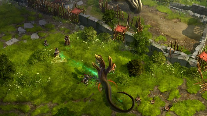 Pathfinder: Kingmaker Screenshot 3